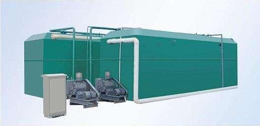 意愿污水处理设备