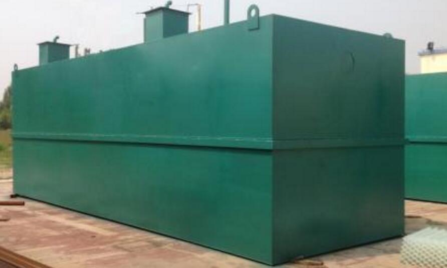 河南省瑞科姆一体化污水处理设备